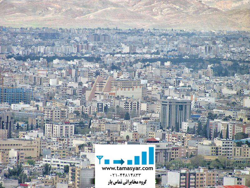 تقویت آنتن موبایل شیراز