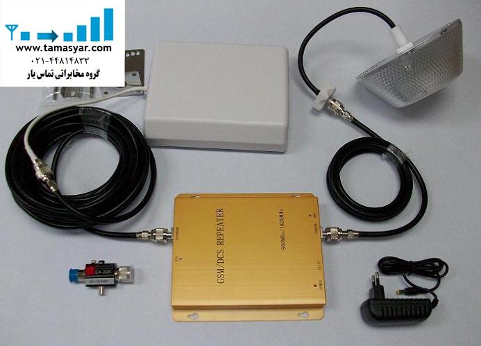 دستگاه تقویت کننده امواج تلفن همراه 4G