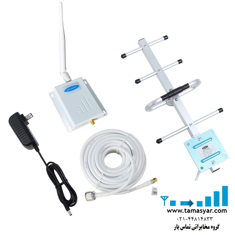 دستگاه تقویت کننده امواج موبایل 2G