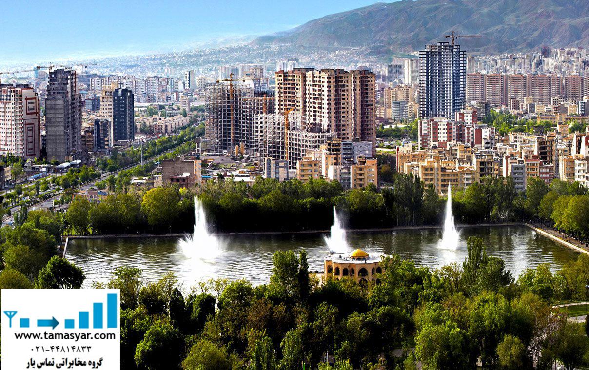 تقویت آنتن موبایل تبریز